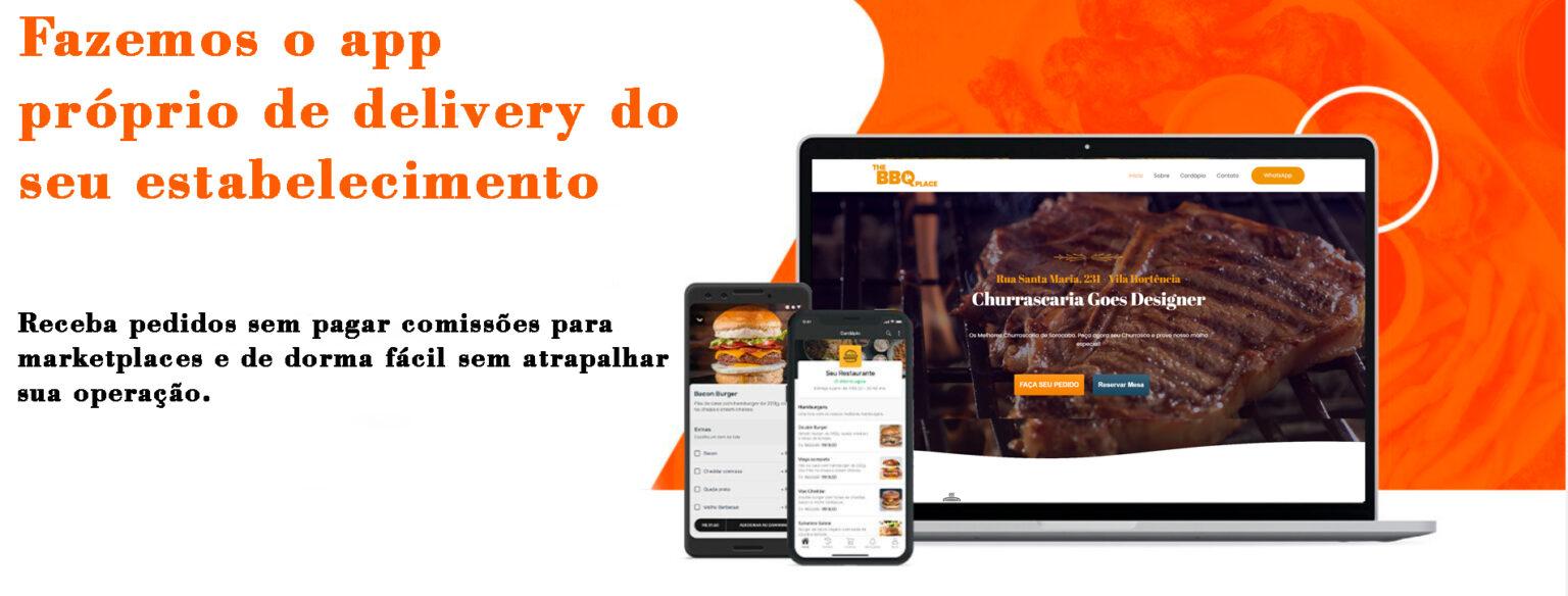 site para delivery em sorocaba